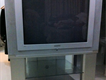 Tv samsung with trolley