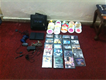 PS2 with 65 games in very good condition