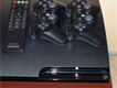 Slim 320gb with 2 controllers and 4 games.